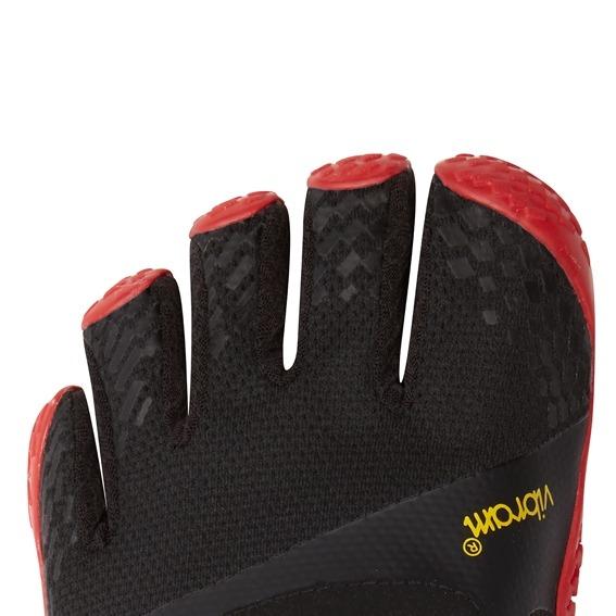 Black / Red 18M0701